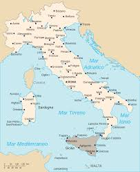 Florence Italy Map Italy Map Blank Political Italy Map With Cities