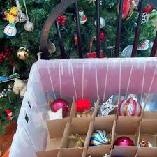 storage containers tree storage bags ornament storage