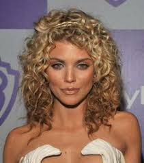 medium length hairstyles for permed hair call me crazy thinking of getting a perm for my flat hair i want