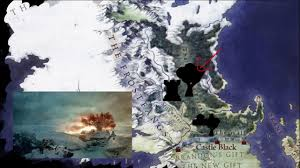 White Castle Locations Map Wildlings And The Real North Beyond The Wall Locations Tribes