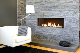scintillating stone gas fireplace pictures best idea home design
