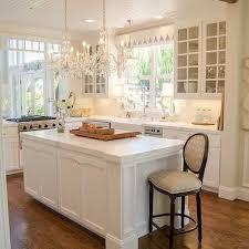 apartment therapy kitchen island peninsula cooktop kitchen benjamin ballet white