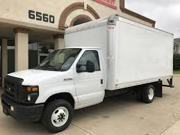 ford delivery truck 2016 ford transit 350 15 parcel cutaway cargo box truck