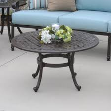 Round Patio Coffee Table Metal Patio Coffee Table Coffee Tables Thippo