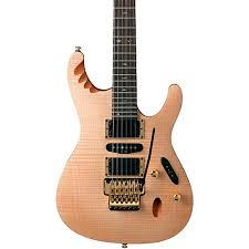 ibanez egen8 herman li signature electric guitar plantinum blonde