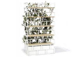nautinox u0027 trellised greenline bookshelf encourages indoor