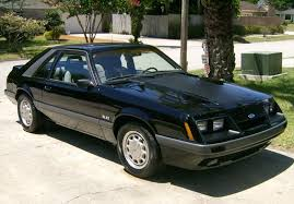 Black Gt Mustang 1986 Ford Mustang Gt The Best Looking Fox Body Mustang Of All Imo