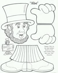 presidents day printable coloring pages 187 best president u0027s day images on pinterest presidents day