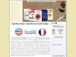 bureau de tabac en ligne bienvenue au cigarette en ligne fr page cigarette en ligne