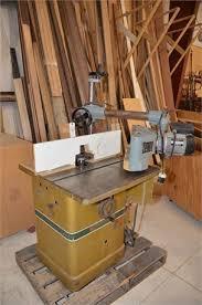 table saw power feeder machinerymax com powermatic 26 shaper w 3 roll power feeder
