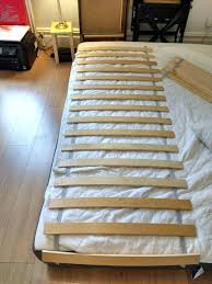 ikea luroy slatted bed base review sultan king lade for twin size