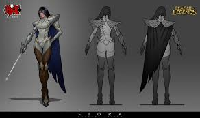 guid fiora a little guide for riot how can they deal with their own fiora vu