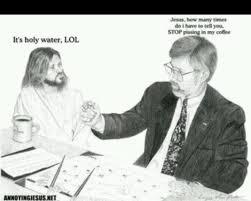 Jesus Drawing Meme - stop pissing in my coffee jesus entertainment pinterest pissed
