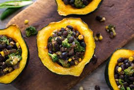 Thanksgiving Vegetarian Main Dishes - vegetarian thanksgiving a squash main course the new york times