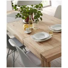 Table Extensible by Table Extensible De Design Moderne En Bois Ben 200 280 X100 Cm