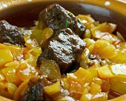 cuisiner le cabri recette colombo de cabri à l indienne