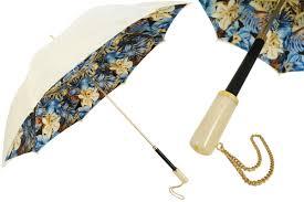 pasotti jungle print umbrella double cloth luxury umbrellas