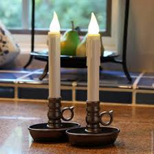 led window candles cordless window candles
