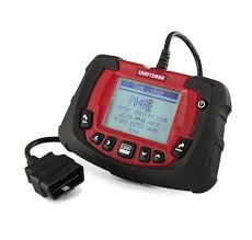 craftsman obd2 scan tool with abs airbag u0026 codeconnect