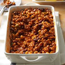 best ever beans and sausage recipe taste of home