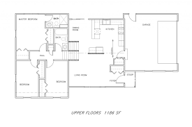 split level house plan open concept kitchen split level normabudden com