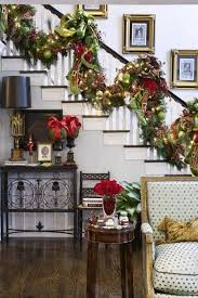 213 best stairs at christmas images on pinterest christmas ideas