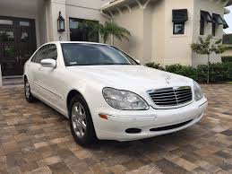 2000 mercedes benz s500 sedan for sale by auto europa naples
