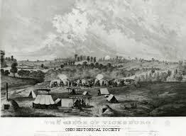 siege of siege of vicksburg ohio history central
