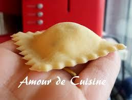 cuisine fait raviolis fait maison pate à ravioles en vidéo amour de cuisine