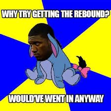 Roy Hibbert Memes - nba meme team on twitter roy hibbert eeyore or eyesore http