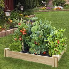 Cedar Raised Garden Bed Raised Garden Beds U0026 Raised Bed Gardening