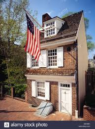 Betsy Ross Flags Betsy Ross House 239 Arch St Betsy Ross Allegedly Made 1st Flag