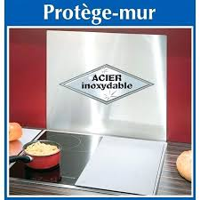 organisation du travail en cuisine plaque protection cuisine plaque protection murale inox protection