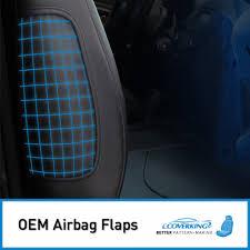 Custom Car Upholstery Near Me Coverking Premium Leatherette Custom Fit Seat Covers