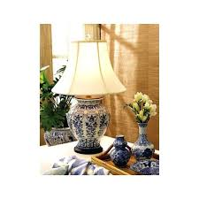 blue and white lamps photo 5 blue and white table lamps uk blue