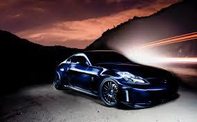 Nissan 350z Black - black nissan 350z wallpaper hd 6345 wallpaper hdwallsize com