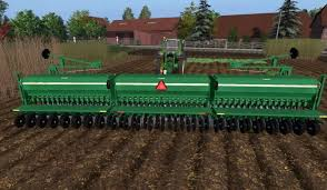 Great Plains Planter by Great Plains 3s3000hd Fs17 Mod Mod For Farming Simulator 17