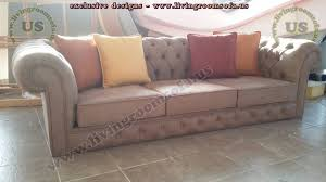 Exclusive Chesterfield Sofa Set Excellent Design For Living Room - Chesterfield sofa design