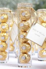 edible wedding favor ideas 41 wedding favors you ll a tough time parting with ferrero