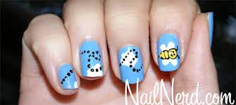 nail nerd nail art for nerds black