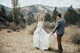 bride surprises grandmother by wearing her 1960s wedding dress