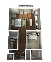 1 Bedroom Apartment Floor Plans by Floor Plans Crescent Westshore