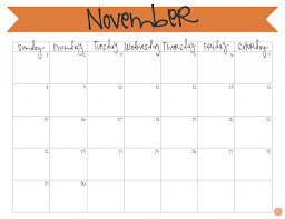 november 2015 calendar free printable live craft eat