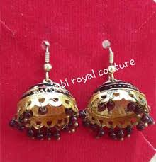 lotan earrings punjabi royal couture punjabiroyalcouture instagram