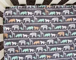 Flannel Crib Bedding Flannel Baby Bedding Etsy