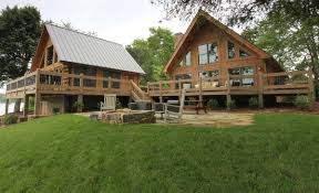 Log Cabins House Plans by Log Home House Plans Durham Home Act