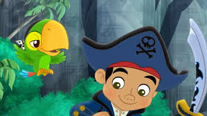 dvd review captain jake land pirates