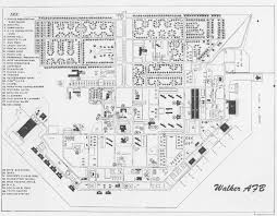 afb map walker air base