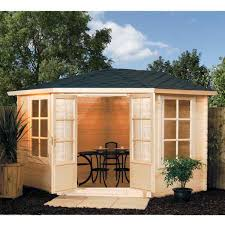 Summer House Garden - great value sheds summerhouses log cabins playhouses wooden