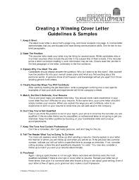 sumptuous design winning cover letters 15 best free professional